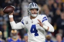 Dak Prescott on contract negotiations: I want to be a Cowboy forever