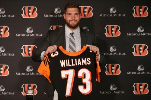 Cincinnati Bengals sign NFL Draft picks: tackle Jonah Williams and tight end Drew Sample