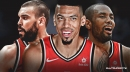 Raptors' Danny Green, Marc Gasol, Serge Ibaka regret not finishing plays down the stretch in Game 1 loss to Bucks