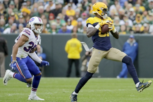 Examining Adjusted Games Lost can help explain the NFC North in 2018