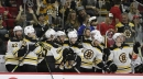 Bruins sweep into Stanley Cup final