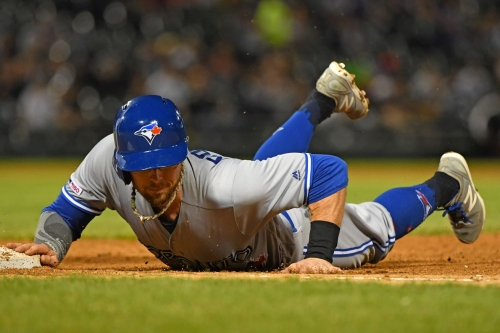 Once again we don't score for Marcus, Jays lose