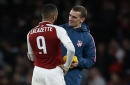 Diego Simeone responds to speculation Arsenal striker Alexandre Lacazatte will replace Antoine Griezmann at Atletico Madrid