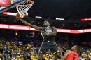 Looney and Bell show growth with key contributions in Warriors' Game 2 victory