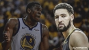 Warriors' Klay Thompson includes Kevon Looney as part of 'mini Death Lineup'