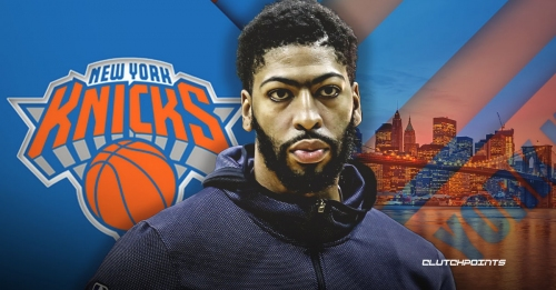 The Knicks May Still Have the Best Deal to Offer for Anthony Davis