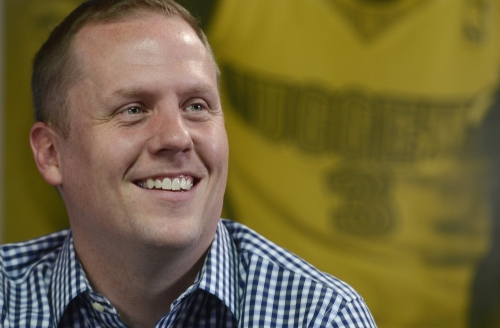 Report: Nuggets president of basketball operations Tim Connelly to meet with Wizards on Friday