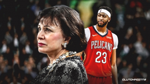 Pelicans owner Gayle Benson on trading Anthony Davis to the Lakers — 'Over my dead body'