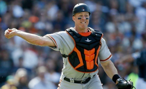 5 things to know about the newest new Rays catcher, Erik Kratz