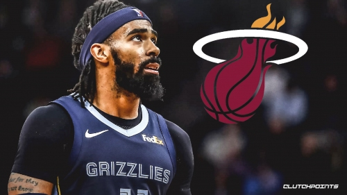 Miami interested in acquiring Mike Conley from the Grizzlies