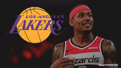 Report: Wizards' Bradley Beal ranks as Lakers' 'chief' trade target outside of Anthony Davis