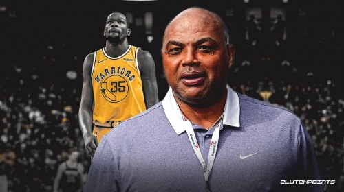 Charles Barkley boldly states Golden State can't win NBA Finals without Kevin Durant