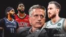 Bill Simmons suggests blockbuster trades that send Anthony Davis, Mike Conley to Celtics