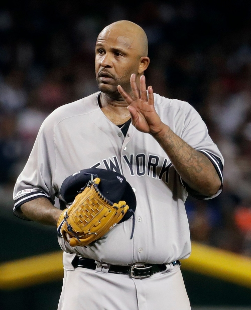 New York Yankees, Tampa Bay Rays announce lineups for Friday