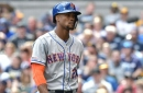 Mets designate Keon Broxton for assignment, call up Carlos Gomez and Paul Sewald, place Michael Conforto on IL