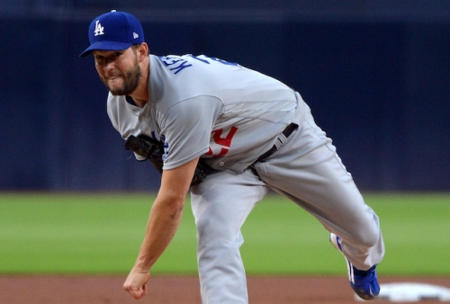 Dave Roberts Names Clayton Kershaw, Rich Hill As Dodgers Pitching Probables For Rays Series