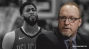 Pelicans GM David Griffin hasn't begun collecting trade offers for Anthony Davis