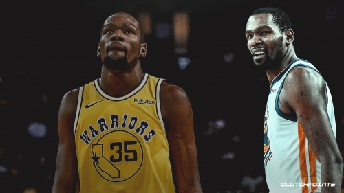 Report: Warriors star Kevin Durant likely to miss entire Western Conference Finals vs. Blazers