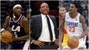 Clippers' Lou Williams, Montrezl Harrell and Doc Rivers in running for NBA honors