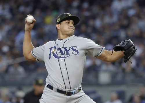 Marc Topkin's takeaways from Rays' Friday game against Yankees
