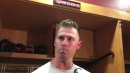Watch: Anthony DeSclafani says his start against the Dodgers was 'pretty embarassing'