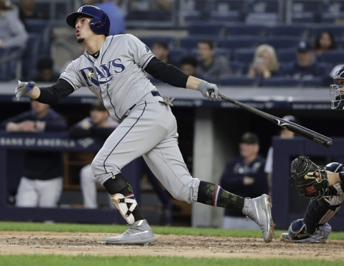 Rays blow two-run lead in ninth, lose game, 4-3, and first place to Yankees