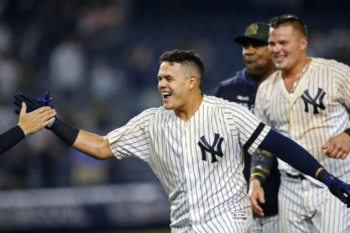 Rays 3, Yankees 4: Jose Alvarado couldn't close this one out