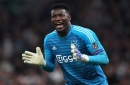 Manchester United submit to sign Ajax goalkeeper Andre Onana as David De Gea's replacement