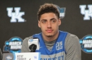 Reid Travis' father comments on his son's NBA Draft stock