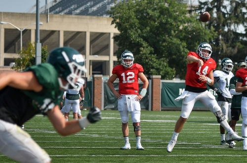 Michigan State mailbag: How will Spartans' new offense look this fall?