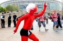 Stoke City's 5-0 FA Cup semi-final win over Bolton in 93 brilliant photographs