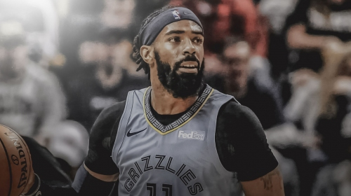 Locked in on Ja Morant as Franchise PG, Grizzlies Must Trade Mike Conley