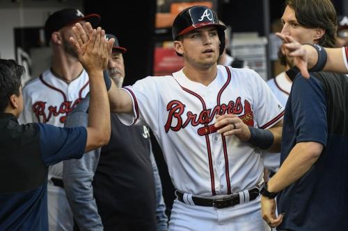 May 16: Braves 10, Cardinals 2