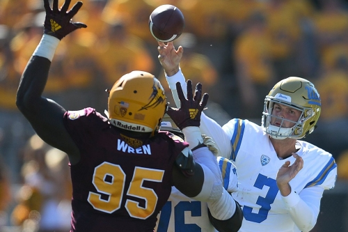 The sky seems to be limit for Bengals' rookie DT Renell Wren