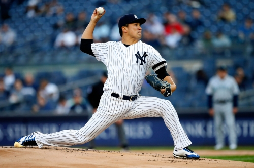 New York Yankees, Tampa Bay Rays announce lineups for Saturday