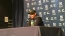 Yankees manager Aaron Boone on James Paxton's progress, Gio Urshela's heroics