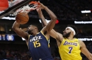 NBA Free Agency Rumors: Lakers Interested In Derrick Favors If Jazz Decline Team Option