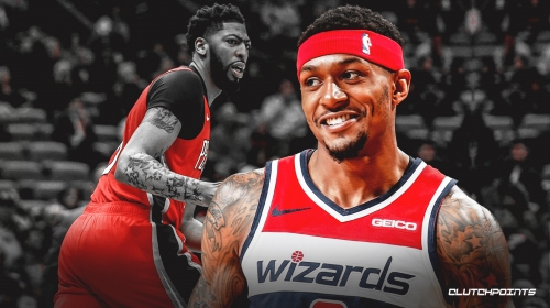 LA will target Bradley Beal in trade if unable to swing deal for Anthony Davis