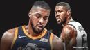 LA has interest in signing Jazz big man Derrick Favors