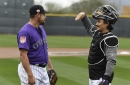 Rockies catcher Tony Wolters' athleticism paying big dividends behind plate