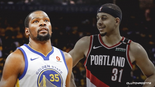 Warriors news: Kevin Durant forcefully responds to Seth Curry's claim that Warriors are harder to guard without him