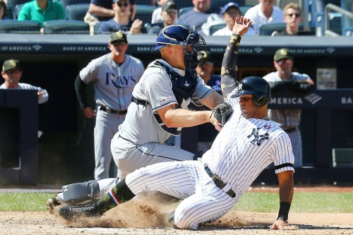 Rays: 2, Yankees: 1 - Clutch HRs fuel Rays win
