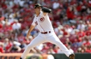 Tyler Mahle shuts down Dodgers offense in 4-0 Reds victory