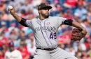 Philadelphia Phillies 2, Colorado Rockies 1: Aaron Nola stifles Rockies bats