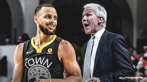 Stephen Curry credits college coach for making him believe in his star potential