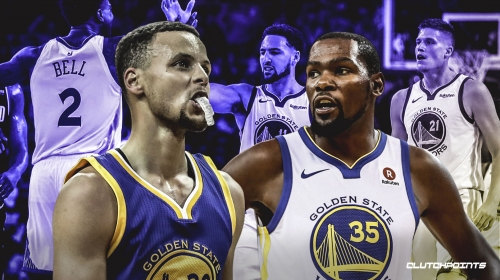 Warriors have won 29 of last 30 games where Stephen Curry plays and Kevin Durant sits