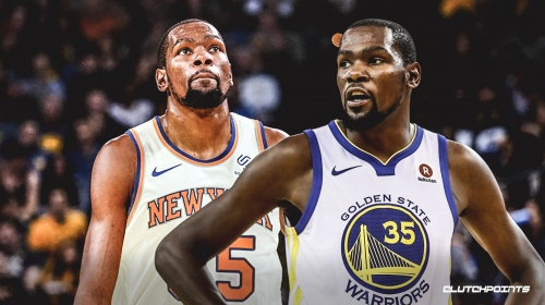 Rumor: Knicks, Kevin Durant had a secret meeting, reached a handshake deal