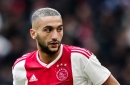 What Ajax star Hakim Ziyech has previously said about Arsenal transfer move and Mesut Ozil