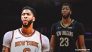 The New York Knicks shouldn't trade for Anthony Davis
