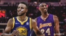 Stephen Curry records 8th 35-point game in West Finals, second-most behind Kobe Bryant